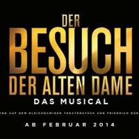 DER BESUCH DER ALTEN DAME - DAS MUSICAL jetzt im Wiener Raimund Theater