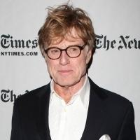 Robert Redford to Receive Film Society of Lincoln Center's 2015 Chaplin Award, 4/27