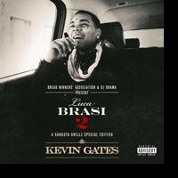 Kevin Gates Releases New Mixtape 'Luca Brasi 2: A Gangsta Grillz Special Edition'
