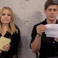 VIDEOS: Kristen Bell & Chris Lowell Get Personal in VERONICA MARS Q&A - Again