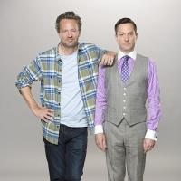 Photo Flash: First Look - Matthew Perry, Thomas Lennon Take on Neil Simon's THE ODD COUPLE on CBS