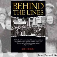 Jeffrey B. Miller's BEHIND THE LINES Garners National Recognition