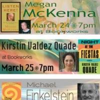 This Week at Bookworks Features Megan McKenna with the Art of Listening, Women of the World Poetry Slam and More