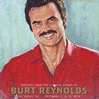 Memorabilia from Career of Burt Reynolds Set for Auction
