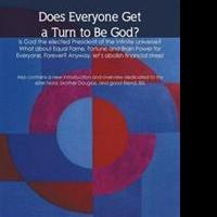 Lewis S. Mancini's DOES EVERYONE GET A TURN TO BE GOD to be Featured at Frankfurt Book Fair