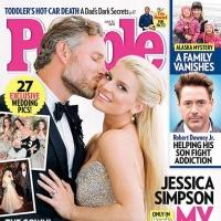 Photo: Jessica Simpson Shares First Official Wedding Photo!