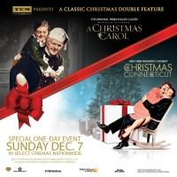 TURNER CLASSIC MOVIES to Air Classic Christmas Double Feature 12/7