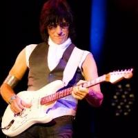 Rock Guitarist Jeff Beck Comes to Kentucky Center Tonight