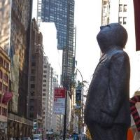 Jim Rennert's Think Big Sculpture to Arrive in Union Square on 6/6