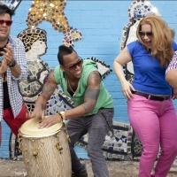 The Pedrito Martinez Group Performs Free Concert at Miller Outdoor Theatre Today
