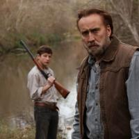 Photo Flash: First Look - Nicolas Cage Stars in Southern Drama, JOE