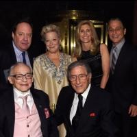 Photo Flash: Nederlanders, Tony Bennett, Bette Midler and More at 2014 Exploring the Arts Gala