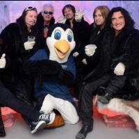 Photo Flash: Raiding the Rock Vault Unveils Signature Drink at Minus5 Ice Bar