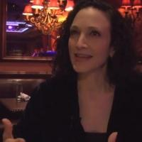 STAGE TUBE: Behind the Scenes at 54 Below with Bebe Neuwirth and More! Video