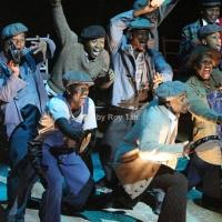 Photo Coverage: First Look at THE SCOTTSBORO BOYS in the West End