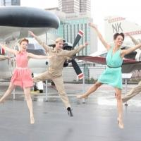 Photo Flash: Exclusive Sneak Peek at Veterans Day 'Salute to the Troops' Tap Video