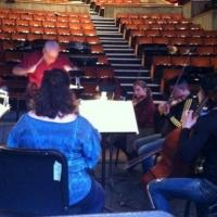 Photo Flash: Orchestra Rehearses for BxO's THE MARRIAGE OF FIGARO