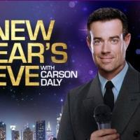 Terry Crews, Ken Marino & Chrissy Teigen Set For NEW YEAR'S EVE WITH CARSON DALY