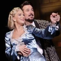 Photo Flash: Hannah Waddingham and Alex Bourne in KISS ME KATE