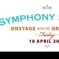 The Milwaukee Symphony Orchestra Presents SYMPHONY SOIREE-- ONSTAGE WITH THE ORCHESTRA, 4/10
