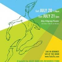Alvin Ailey Dancers Present DANCE WORKS UNHINGED This Weekend