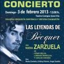 'Las leyendas de Bécquer' llegan el Teatro Compac Gran Vía bajo la dirección de César Belda