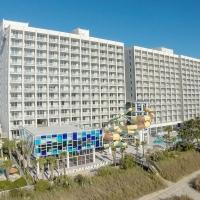 BWW Reviews: CROWN REEF BEACH RESORT AND WATERPARK in Myrtle Beach, SC - Spectacular Views, Ideal Location, Family Friendly