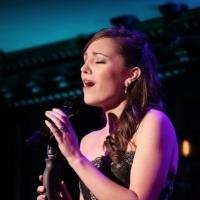 Photo Coverage: Laura Osnes Previews THE PATHS NOT TAKEN at 54 Below!