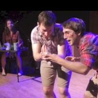 STAGE TUBE: Sneak Peek at The PIT's Theatrical Comedy, HOLD ON TO YOUR BUTTS