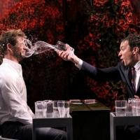 VIDEO: Chris Hemsworth & Jimmy Have a Water War on TONIGHT SHOW!