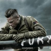 First Look - Brad Pitt in New Poster Art for David Ayer's FURY