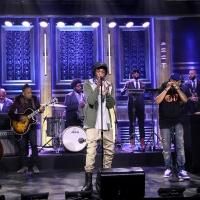 VIDEO: Joey Badass Performs 'Like Me' on TONIGHT SHOW