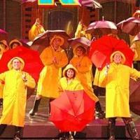 THE FRIDAY FIVE: Boman, Delaney & Walker-Hill from SINGIN' IN THE RAIN