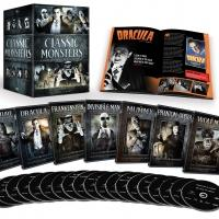 Universal's CLASSIC MONSTERS Complete 30-Film Collection Coming to DVD 9/2