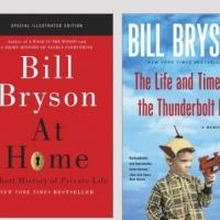 Author Bill Bryson Presents Performance and Book Signing at the Long Center Today