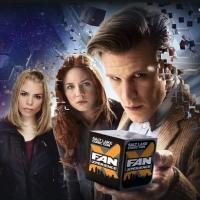 DOCTOR WHO's Matt Smith & Karen Gillan Confirmed for Salt Lake Comic Con FanX