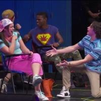 STAGE TUBE: Watch Lin-Manuel Miranda, Lindsay Mendez and Anthony Ramos in 'What the Heck I Gotta Do' from 21 CHUMP STREET