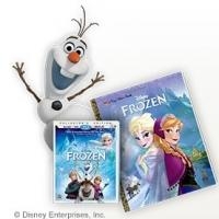 Barnes & Noble Announces Nationwide FROZEN Friday: Cool off with Olaf!