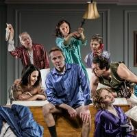Theatre in the Round Players to Present BEDROOM FARCE, 4/24-5/17