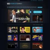 Comedy Central Launches CC: STAND-UP DIRECT