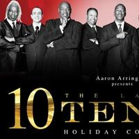 Las Vegas' Ten Tenors Play the Orleans Showroom Tonight