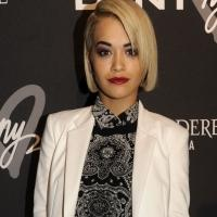 Rita Ora to Play Christian Grey's Sister in FIFTY SHADES OF GREY
