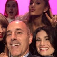 Photo: Idina Menzel, Ariana Grande & More Featured in Billboard's Women In Music All-Star Selfie