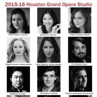The Houston Grand Opera Announces The 7 New Members for the 2015–16 HGO Studio Artists