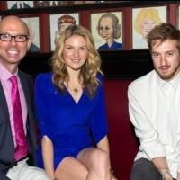 BWW TV Exclusive: BACKSTAGE WITH RICHARD RIDGE- ONCE's New 'Guy' & 'Girl'- Arthur Darvill & Joanna Christie!