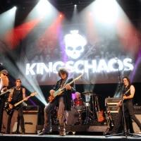 Past And Future Rock Icons Celebrated At Rock n' Roll Awards Show