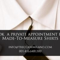 Treccani Milano Adds Custom Polo Shirts to Their Bespoke Service