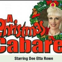 Jimmy Ferraro's Studio Theatre Presents A CHRISTMAS CABARET, Now thru 12/21