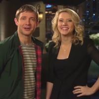 VIDEO: Host Martin Freeman & Kate McKinnon Promo This Week's SNL