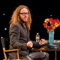 Photo Flash: Tim Minchin and Barrett Foa Talk MATILDA, Coming to CTG in 2015